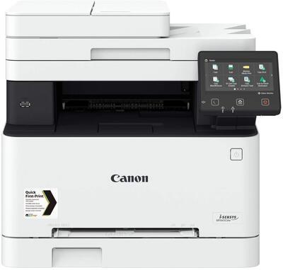 CANON - Canon i-Sensys MF643Cdw Çok Fonksiyonlu Renkli Lazer Yazıcı Dubleks + Wi-Fi + Tarayıcı + Fotokopi