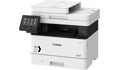 CANON - Canon MF443DW Tarayıcı / Fotokopi / Wi-Fi / Dubleks Çok Fonksiyonlu Mono Lazer Yazıcı