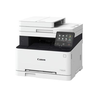 CANON - Canon MF635CX Renkli Çok Fonksiyonlu Lazer Yazıcı Wi-Fi Fotokopi + Tarayıcı + Fax