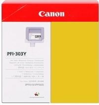 CANON - CANON PFI-303Y SARI ORJİNAL KARTUŞ iPF810/iPF815/iPF820/iPF825
