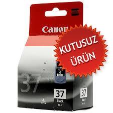 CANON - Canon PG-37 Siyah Orjinal Kartuş (U)