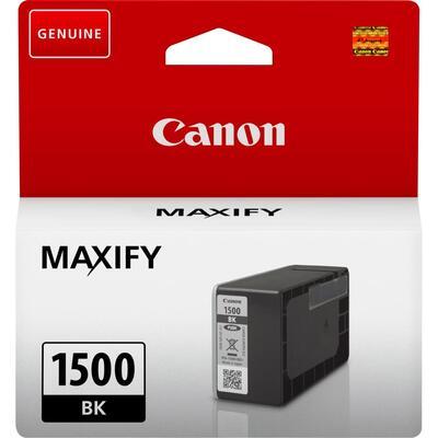 CANON - Canon PGI-1500BK Siyah Orjinal Kartuş - Maxify MB2050 / MB2350
