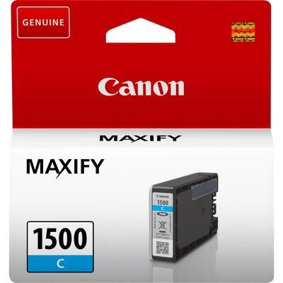 CANON - Canon PGI-1500C Mavi Orjinal Kartuş - Maxify MB2050 / MB2350