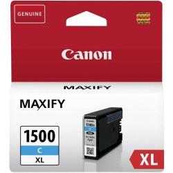 CANON - Canon PGI-1500XL Mavi Orjinal Kartuş - MB2050 / MB2350