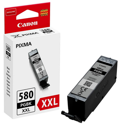 CANON - Canon PGI-580XXL PGBK Siyah Orjinal Kartuş - Pixma TR7550 / TR8550