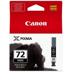 CANON - CANON PGI-72MBK MAT SİYAH ORJİNAL KARTUŞ Pixma Pro-10
