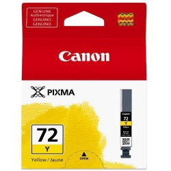 CANON - CANON PGI-72Y SARI ORJİNAL KARTUŞ Pixma Pro-10