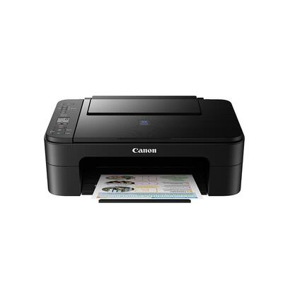CANON - Canon Pixma E3340 Yazıcı + Fotokopi + Tarayıcı + Wi-Fi