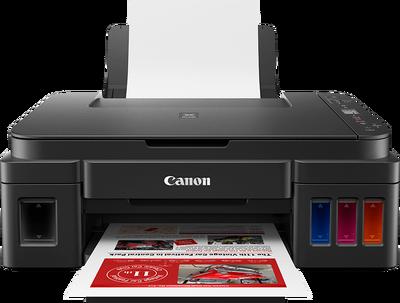 Canon Pixma G3411 Tanklı Yazıcı + Fotokopi + Tarayıcı + Wi-Fi (2315C025) - Thumbnail