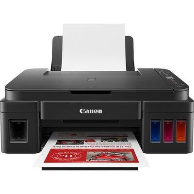 CANON - Canon Pixma G3415 Tanklı Yazıcı + Fotokopi + Tarayıcı + Wi-Fi (2315C029)