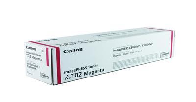CANON - Canon T02 8531B001 Kırmızı Orjinal Toner ImagePress C8000VP / C10000VP