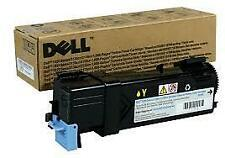 DELL - Dell 1320, 2130cn (CT200196) Sarı Orjinal Toner 1,000 Sayfa