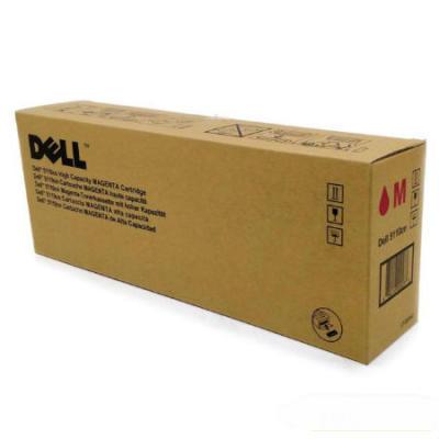 DELL - Dell 5110cn (CT200842) Kırmızı Orjinal Toner 18,000 Sayfa
