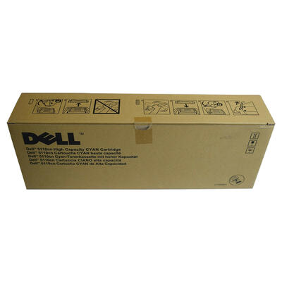DELL - Dell CT200841 Mavi Orjinal Toner - 5110cn