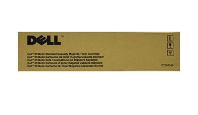 DELL - Dell CT201346 5130cdn Kırmızı Orjinal Toner