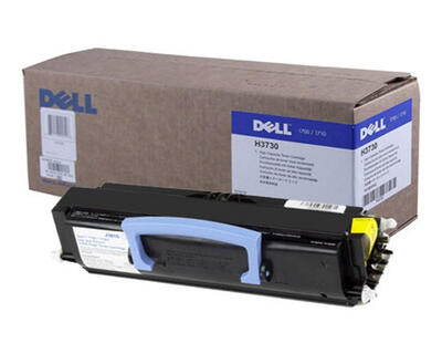 DELL - Dell H3730 Siyah Orjinal Toner - 1700 / 1710