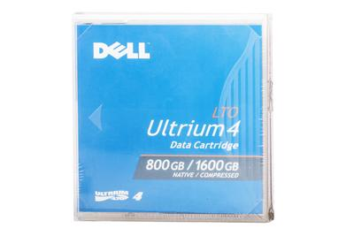 DELL - DELL LTO Ultrium 4 800 GB / 1600 GB Data Kartuşu