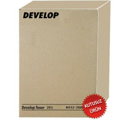 DEVELOP - Develop 201 (8932-308-001) Orjinal Toner (U)