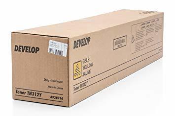 DEVELOP - Develop TN-312Y Sarı Orjinal Fotokopi Toneri Ineo +300, Ineo +351