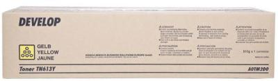 DEVELOP - Develop TN-613Y Sarı Orjinal Fotokopi Toneri Ineo +452, +552, +652