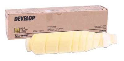 DEVELOP - Develop TN-616Y Sarı Orjinal Toner Ineo +6000, +7000 (A1U92D3)