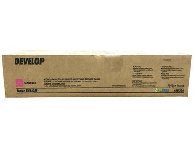 DEVELOP - Develop TN-622 Kırmızı Orjinal Toner - İneo +1085 / +1100