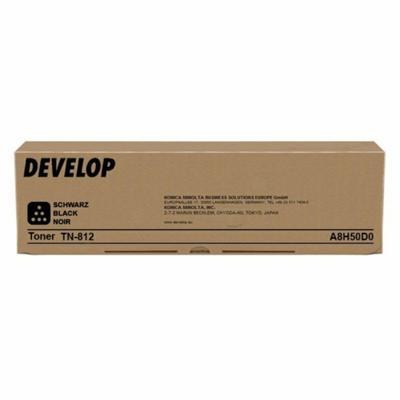 DEVELOP - Develop TN-812 A8H50D0 Orjinal Fotokopi Toneri Ineo 758, Ineo 958