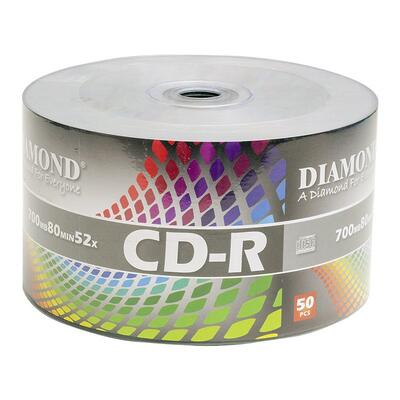 DIAMOND - DIAMOND 52X 700 MB CD-R (50'li Paket)