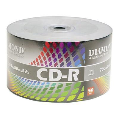 DIAMOND - Diamond 52X 700 MB CD-R (50'li Paket)
