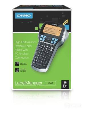 DYMO - Dymo LM420P Taşınabilir Etiket Makinesi