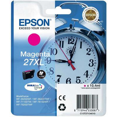 EPSON - Epson 27XL T2713 Kırmızı Orjinal Kartuş - WF-3620 / WF-7110