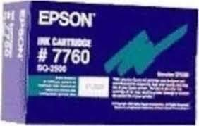 EPSON - Epson 7760 Siyah Orjinal Kartuş