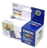 EPSON - EPSON C13S02008940 (S020089) Stylus C20 Orjinal Renkli Kartuş