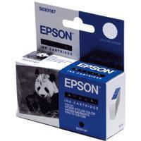 EPSON - EPSON C13S02018740 Siyah Orjinal Kartuş