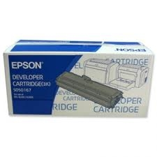 EPSON - EPSON C13S050167 EPL-6200/6200L/6200N DEVELOPER SİYAH RENKLİ TONER