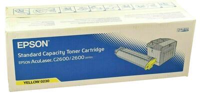 EPSON - Epson C13S050230 Mavi Orjinal Toner - C2600