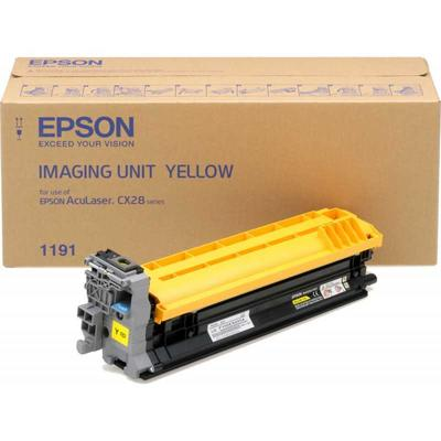 EPSON - Epson C13S051191 CX28 Sarı Orjinal Drum Ünitesi 30,000 Sayfa