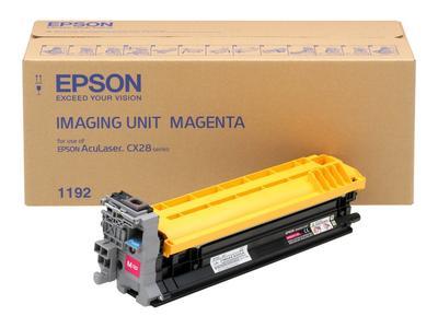 EPSON - Epson C13S051192 CX28 Kırmızı Orjinal Drum Ünitesi 30,000 Sayfa