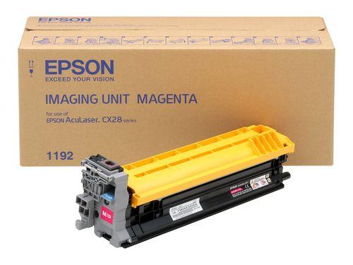 Epson C13S051192 CX28 Kırmızı Orjinal Drum Ünitesi 30,000 Sayfa