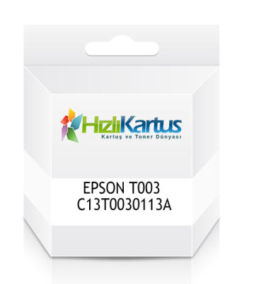 EPSON - Epson C13T0030113A T003 Muadil Kartuş