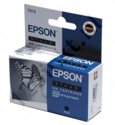 EPSON - EPSON C13T015401 T015 SİYAH KARTUŞ