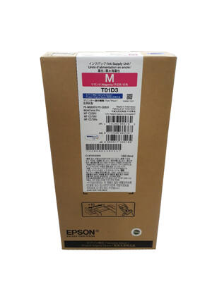 EPSON - Epson C13T01D300 Kırmızı Orjinal Kartuş - WorkForce WF-C529R