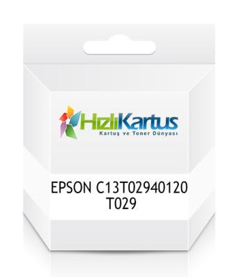 EPSON - Epson C13T02940120 T029 Renkli Muadil Kartuş