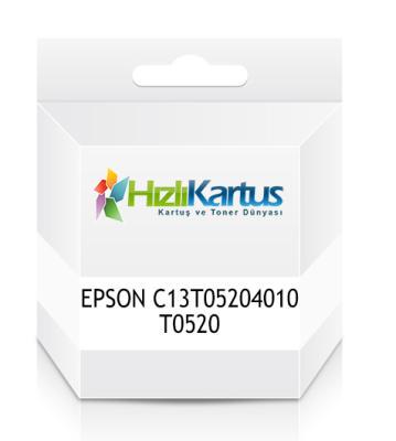 EPSON - Epson C13T05204010 T0520 Muadil Kartuş