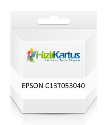 EPSON - Epson C13T053040 5 Renk Kartuş / Epson C13T053040JA Muadil Kartuş