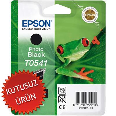 EPSON - Epson C13T05414020 T0541 Siyah Orjinal Kartuş (U)