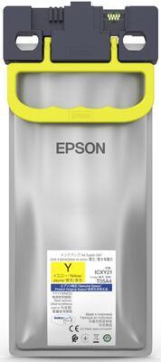 EPSON - Epson C13T05A400 Sarı Orjinal Kartuş - WorkForce Pro WF-C879 Serisi