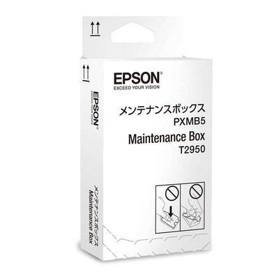 EPSON - Epson C13T295000 Orjinal Atık Kutusu (Maintenance Box) PXMB5