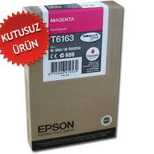 EPSON - EPSON C13T616300 KIRMIZI ORJİNAL KARTUŞ B-300 / B-310N / B-500DN / B-510DN (U)