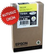 EPSON - Epson C13T616400 Sarı Orjinal Kartuş B-300 / B-310N / B-500DN / B-510DN (U)